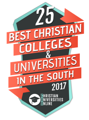 25 Best Colletes & Universities in the South
