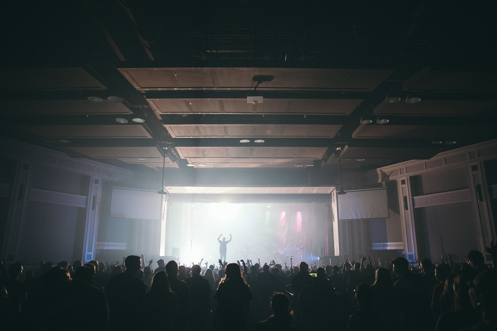 campus concert