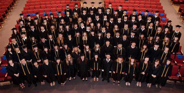 2018 graduating class