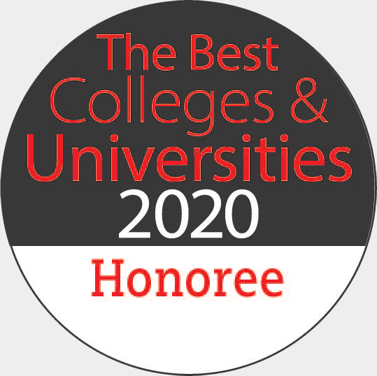 The Edvocate - The Best Colleges and Universities Honoree 2020