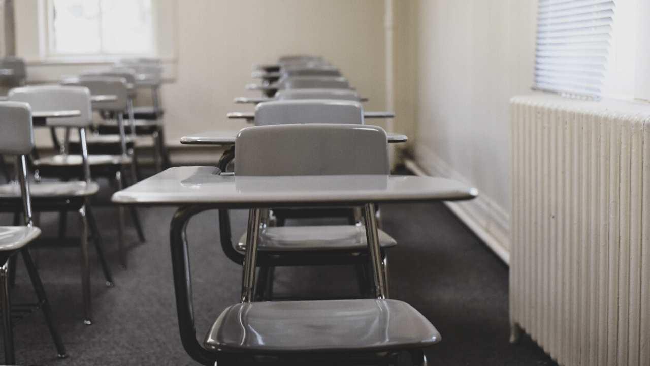 Earl Hall Classroom
